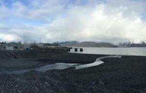 The Alutiiq Pride Shellfish Hatchery is located next to the Alaska SeaLife Center in Seward.