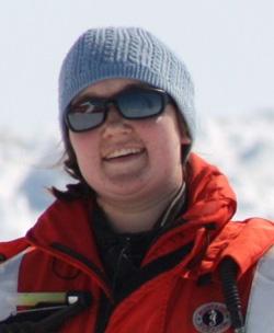 Principal investigator Jessica Cross profile photo.